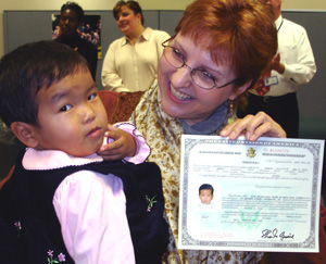 Citizenship for children