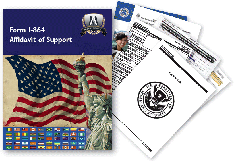 Affidavit Of Support Faqs For Immigration Cases